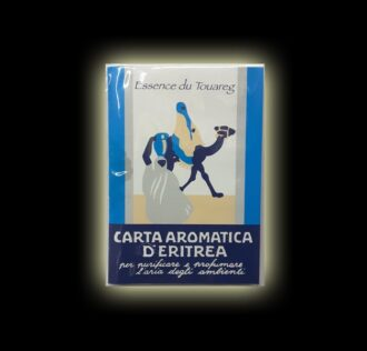 CARTA AROMATICA D'ERITREA TUAREG 30 STRISCE