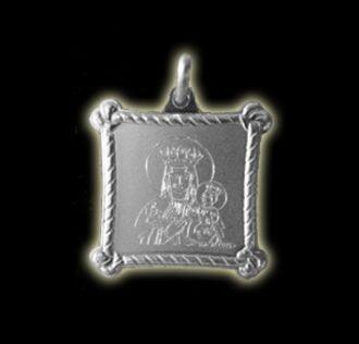 Vevè Erzulie Danthor medal - Silver 925