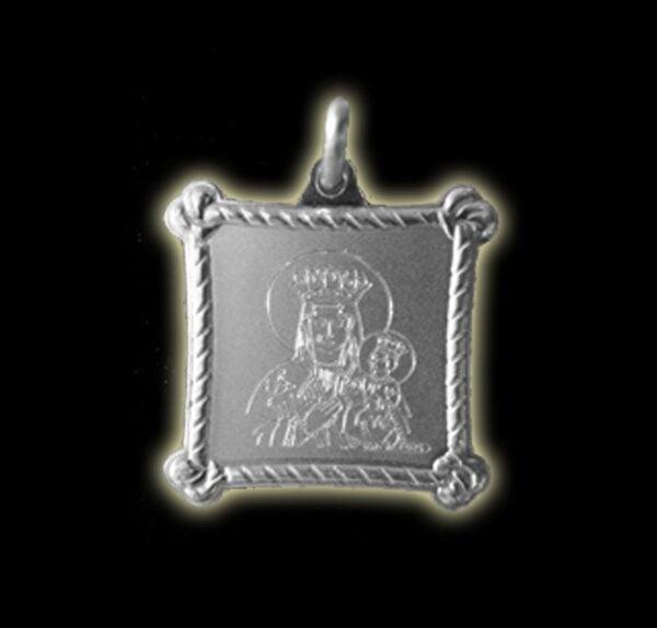 Medaglia Vevè Erzulie Danthor - Argento 925
