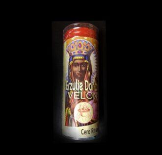 Ritualized Candles Erzulie Dantor