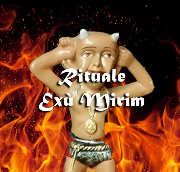 EXU MIRIM RITUAL - UNION