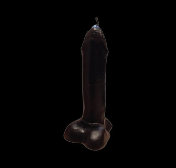 Phallus 18CM Black colour