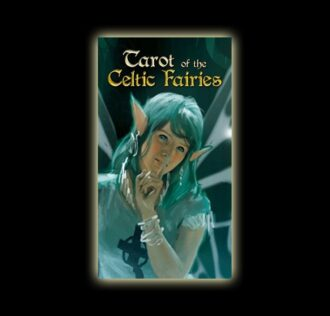 THE TAROT CELTIC FAIRIES - 78 CART