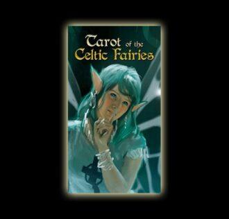I TAROCCHI DELLE FATE CELTICHE - LO SCARABEO - 78 CARTE