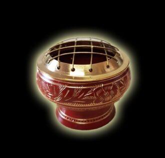 Flowerpot Incense holder (mini)
