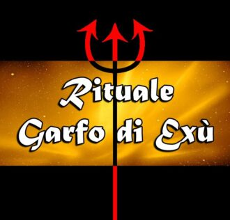Great Ritual Garfo of Exù