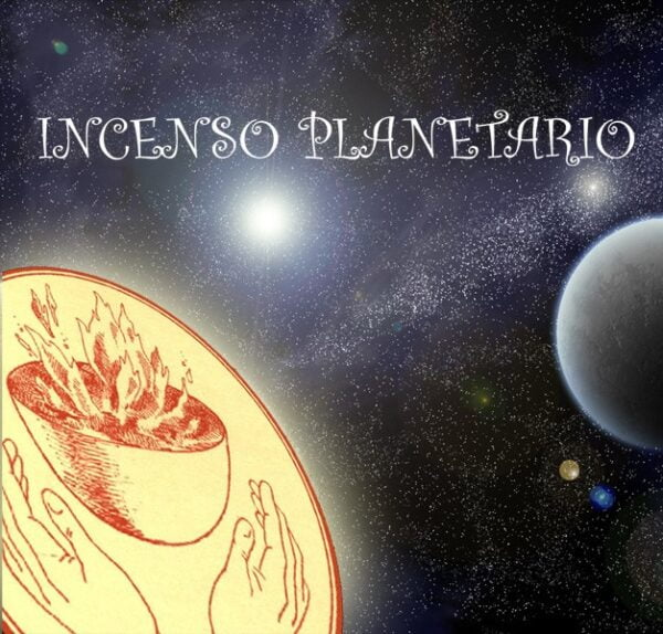 PLANETARY INCENSE OF THE SUN - GR 50