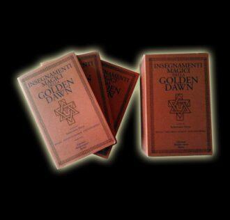 INSEGNAMENTI MAGICI - GOLDEN DOWN - VOLUME IV