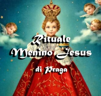 RITUALE MENINHO JESUS DA PRAGA - DAUM
