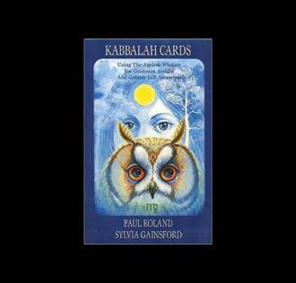 CABBALISTIC - KABBALAH TAROT - 78 CARDS