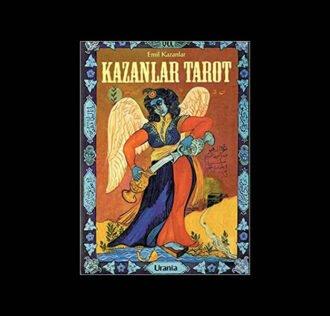 TAROT OF KAZANLAR 78 CARDS