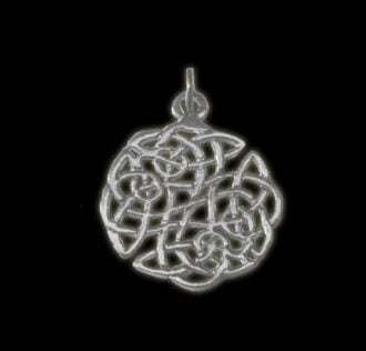CELTIC LABYRINTH SILVER 925 GR 4