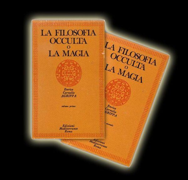 Agrippa - LA FILOSOFIA OCCULTA O LA MAGIA VOL. 1