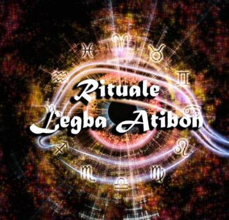 LEGBA ATIBON RITUAL