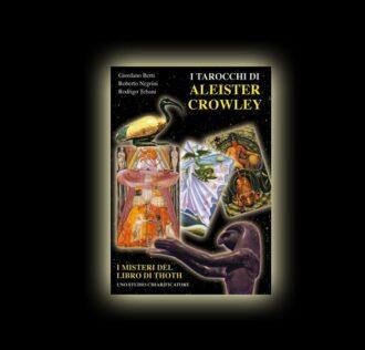 Aleister Crowley Tarot book