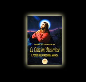 Book - THE MYSTERIOUS PRAYERS (LE ORAZIONI MISTERIOSE) - 172 pages
