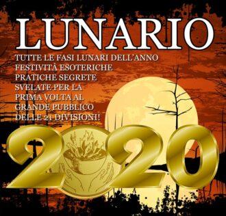 MOON PHASE 2020 (in italian language)