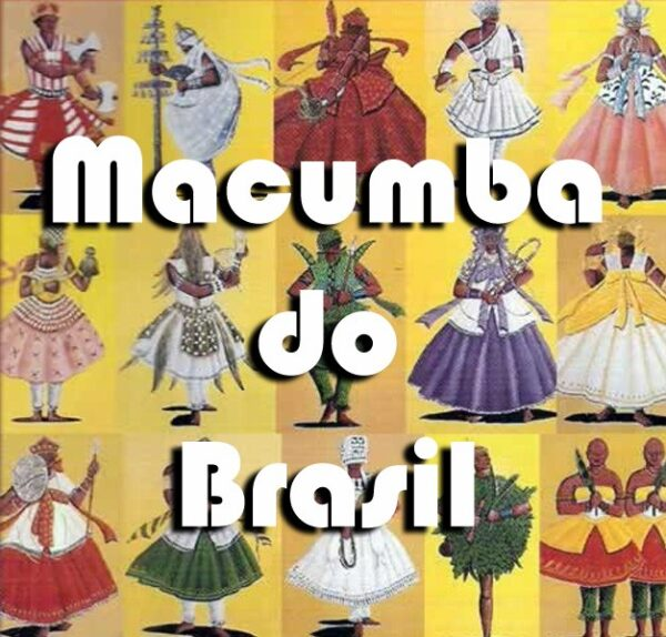 GREAT RITUAL BRASILIAN MACUMBA