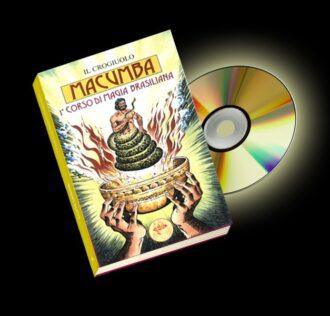 Corso di Macumba I° Edizione - Versione EBook formato .pdf  - + Corso Video Dvd!