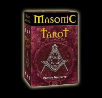 Masonic Tarot - 78 carte