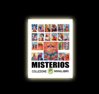 COLLEZIONE MINILIBRO MISTERIOS