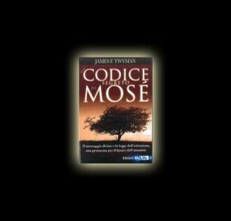 BOOK IL CODICE SEGRETO DI MOSE'