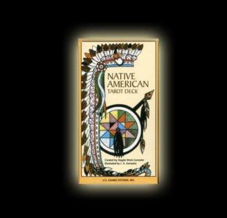 NATIVE AMERICAN TAROT DECK - TAROCCHI DEI NATIVI D'AMERICA