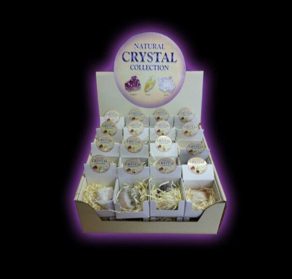 CRISTALLI GREZZI - NEW CRYSTAL COLLECTION - 1 pz
