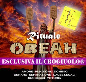 Rito Obeah per l'Amore