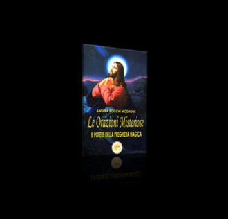 EBOOK - THE MYSTERIOUS PRAYERS (LE ORAZIONI MISTERIOSE)