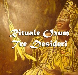 OMUX OF THE THREE DESIRES RITUAL