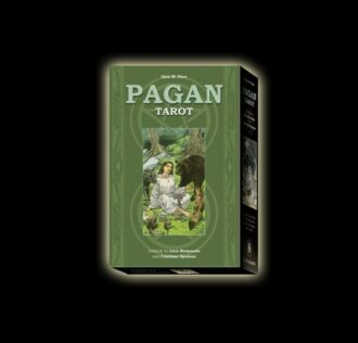 BOX PAGAN TAROT