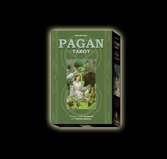BOX PAGAN TAROT
