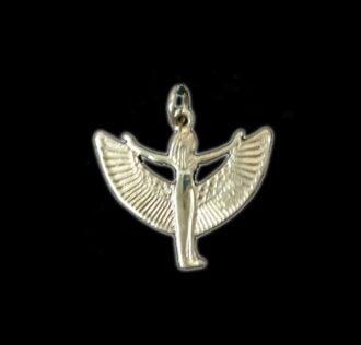 ISIS PENDANT SILVER 925 GR 4.5 CIRCA
