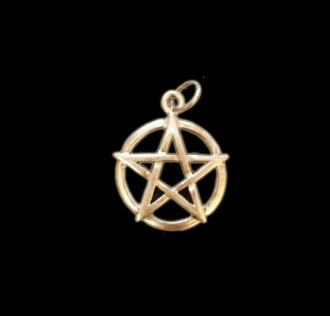 PENTAGRAM PENDANT (FIVE-POINTED STAR) SILVER 925 GR 5.3