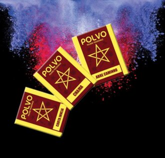 POLVERE CHANGO MACHO - GOLD & SILVER