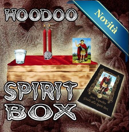 SPIRIT BOX SANT'ESPEDITO