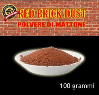 RED BRICK DUST - POLVERE DI MATTONE