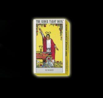 TAROT RIDER WAITE 78 CARDS AGM