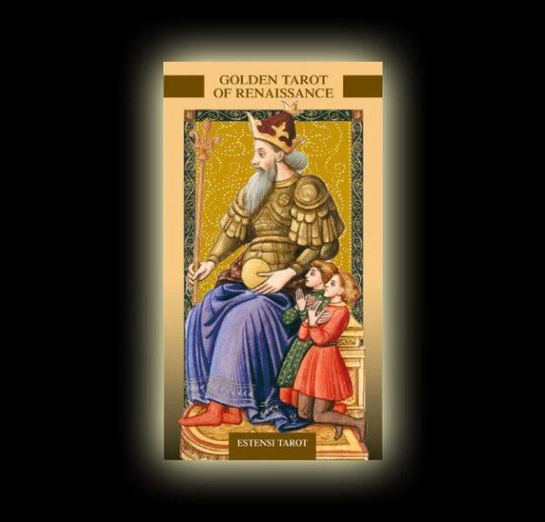 """Golden Tarots of Renaissance – Tarocchi of the """"Este Family"""""""
