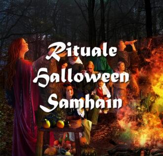ALL SAINTS RITUAL - CELTIC TRADITION - HALLOWEEN