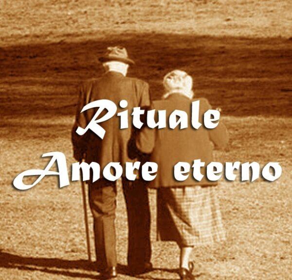 RITUALE AMORE ETERNO
