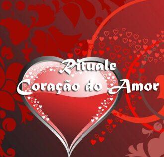 CORAÇÃO DO AMOR - LOVE'S HEART RITUAL