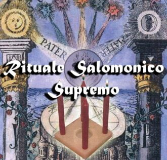 SUPREME RITUAL OF SATURN