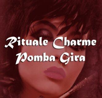 Chharme ritual of Pomba Gira