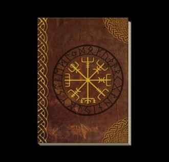 DIARIO WICCA RUNE JOURNAL