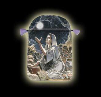 TAROT BAG - PAGAN PRIESTESS