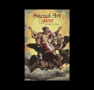 COFANETTO SACRED ART TAROT
