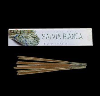 INCENSI IN STICK - SALVIA BIANCA