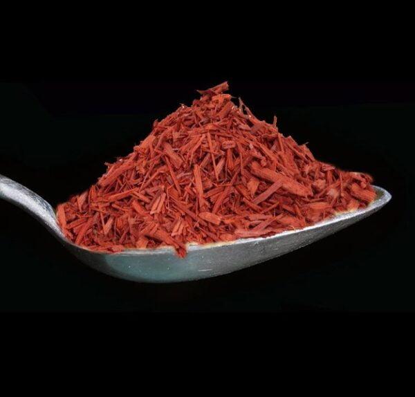 RED SANTAL - WOOD